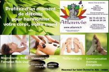 Les services Atlanvie
