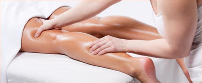 Les massages bien-être