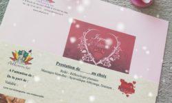 Carte cadeau Atlanvie St Valentin